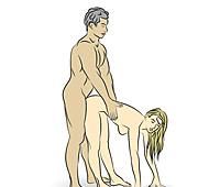 Sexstellung Im Stehen