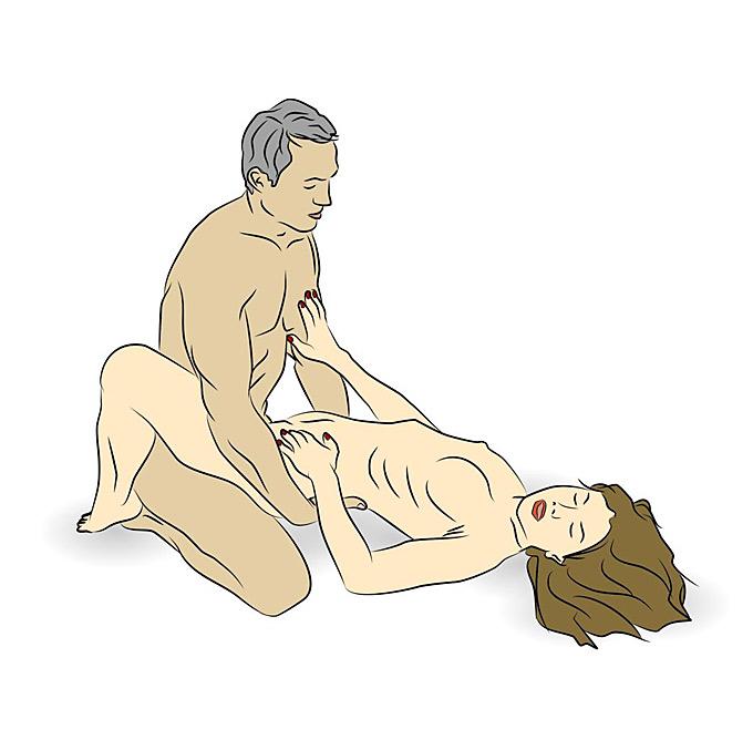 erotische gute nacht beliebteste stellung frau
