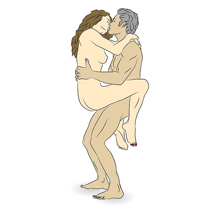 klitorispumpe sexstellungen stehen